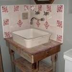Custom sink installation
