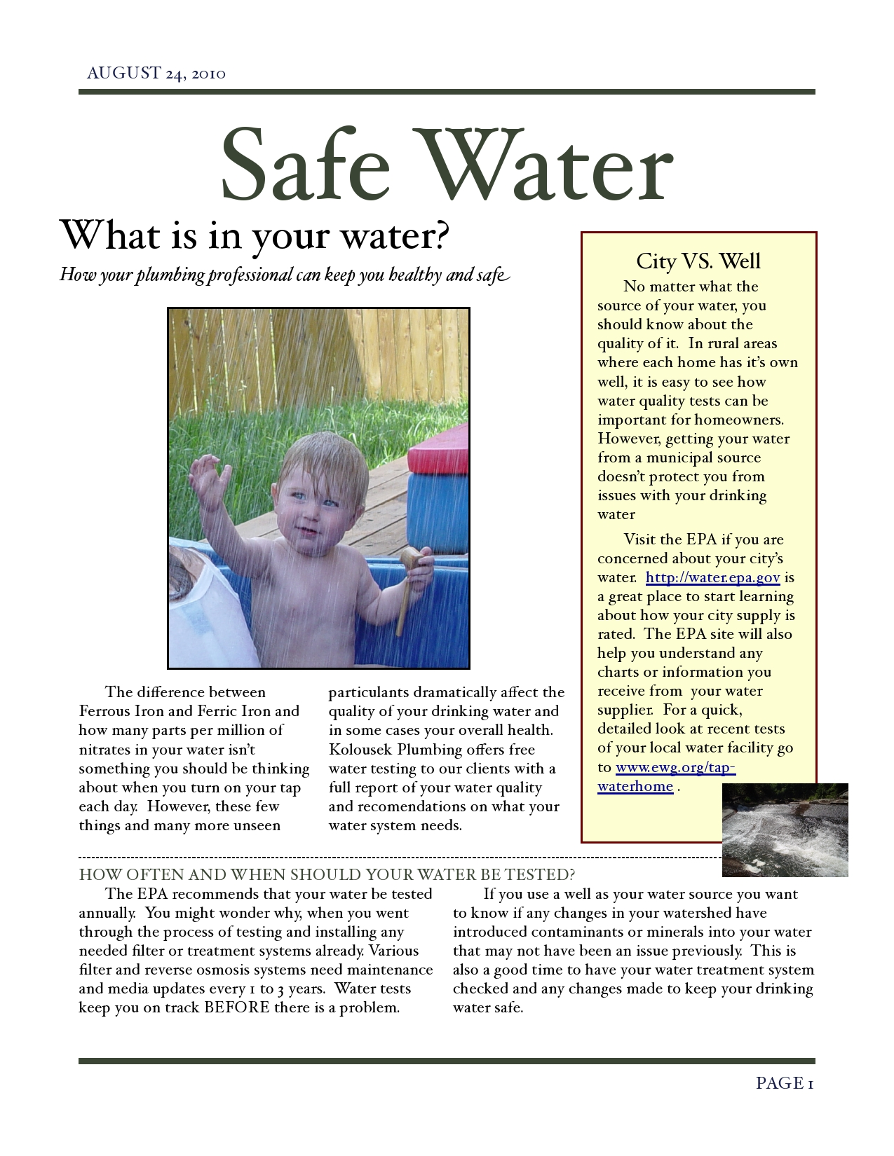safe water page_page001